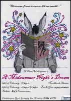 A Midsummer Nights Dream - Poster by SketchMcDraw