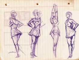 studies by IronMaiden720