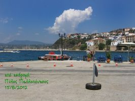 from vacation in Greece Peloponnese by roula33