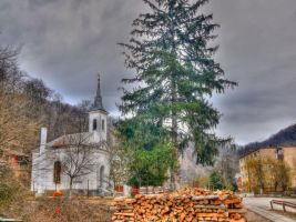 Old Church by duleantovi