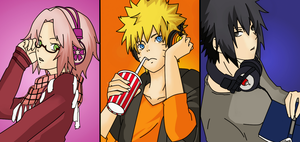 Team 7 casual by samsaga1307
