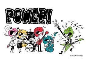 POWER by PacoAfroMonkey