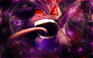 Gengar Signature. by FlyingGinger