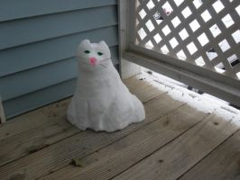 Snow Cat by SurlyQueen