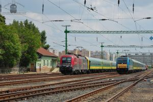 470 503 and 480 014 in Gyor, 2014. by morpheus880223