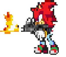 Knadow spriting attempt by Knadow-the-Hechidna