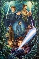 New Jedi Order by mjmjedi