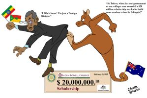 Ethiopia's $20 million scam by Caleb-Eshetu