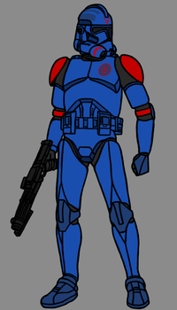 23rd Tactical Deception Unit Trooper by PD-Black-Dragon