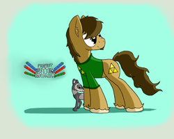 Peanut Butter Gamer-Ponification by WeatherDragon