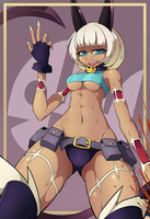 Ms. Fortune by ritobo