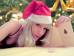 Merry Xmas with Love by Lexine90