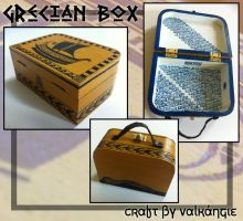 Grecian Box by ValkAngie