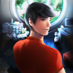 Tadashi is Here by equillybrium