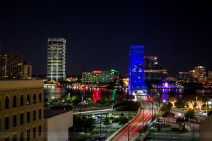 Jacksonville City Lights by 904PhotoPhactory