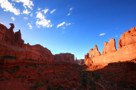 Arches Expanse by ubu