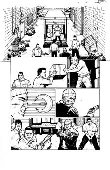 Moon Knight Page 1 by lukesparrow
