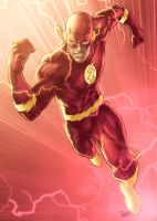 The Flash Colors by assisleite