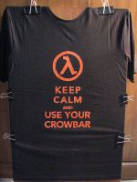 half-life t-shirt by m-z-k