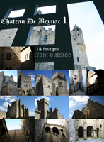 France: Chateau De Beynac Pack by Uttermost