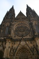St. Vitus Cathedral by OpheliaMylawnwy