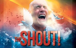 The Shout CD Artwork Template by loswl