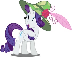 Vector #639 - Rarity #30 by DashieSparkle