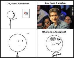 CHALLENGE ACCEPTED, MR KAMEN by Yooperthing1089