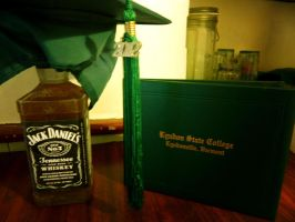 GRADUATION !! by Champineography