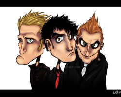 Green Day by KUMIKER