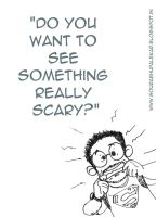Do you want to see something really scary by SourabhUpalekar