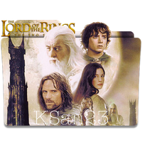 The Lord of the Rings: The Two Towers Icon by KSan23