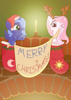 Merry Christmas! by Arvaus