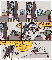 Legacy of Kain, doodles 45 by Ayej