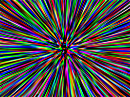 Rainbow Time Warp by Vincent-JD