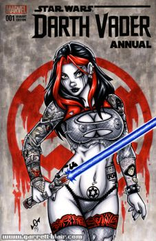 Children of the Night Sith cover commission by gb2k