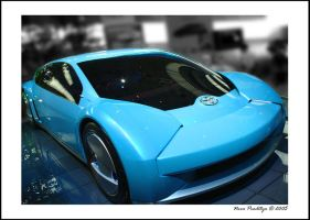 Toyota Fuel Cell Hybrid Vhcl by ditya