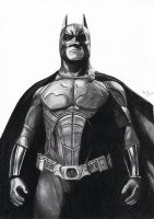 Batman by FromPencil2Paper