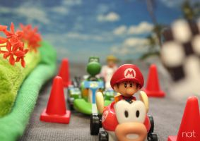 mario kart by softmeanie