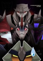 Decepticons by usukong