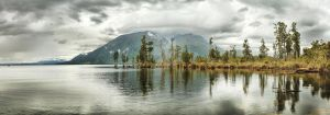 Lake Brunner by MotHaiBaPhoto