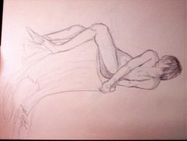 Figure Drawing 3 by DarkAngelKalas