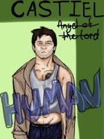 Human Cas by Lizisit