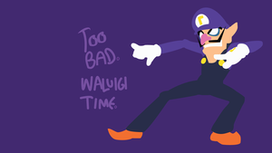 Waaaaaaaluigi Time by Oldhat104