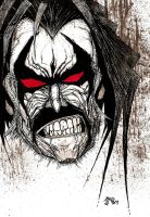 Lobo by JC-MCNAMEE