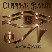 Copper Band Layer Styles by Spiral-0ut