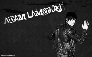 Adam Lambert Wallpaper by HeartoftheTARDIS