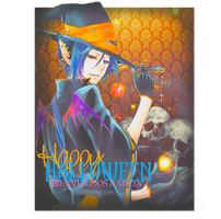 halloween ID by tutozTAIGA