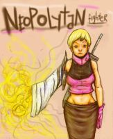 Neopolytan Fighter by WiN-SoY