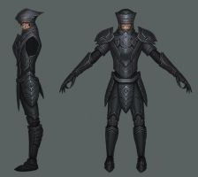 Flayed Hunter Concept by stonepro